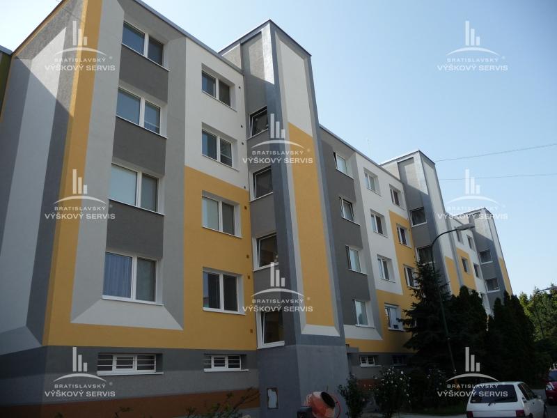 Zatepľovanie Toryská 2-6 Bratislava 7f2c08950fd