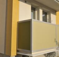 Zateplenie - detail balkónov