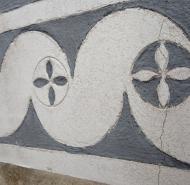 Detail na praskliny