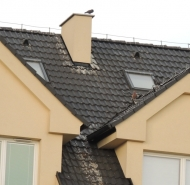 Škody na streche