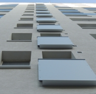 Nové francúzske balkóny