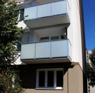 Detail nových balkónov