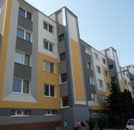 Zateplenie - farebné zladenie fasády