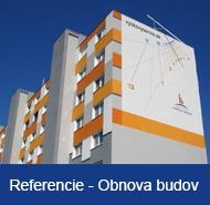 Profesionálna obnova budov - zatepľovanie