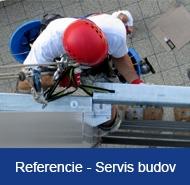Servis a údržba budov